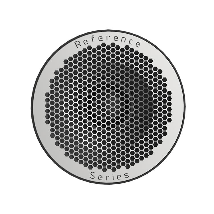 ELAC Debut Reference DBR62 Bookshelf Speaker (White) Debut-Ref-tweeter